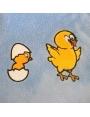 Grenouillère adulte - Poule