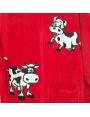Grenouillère adulte - Vache