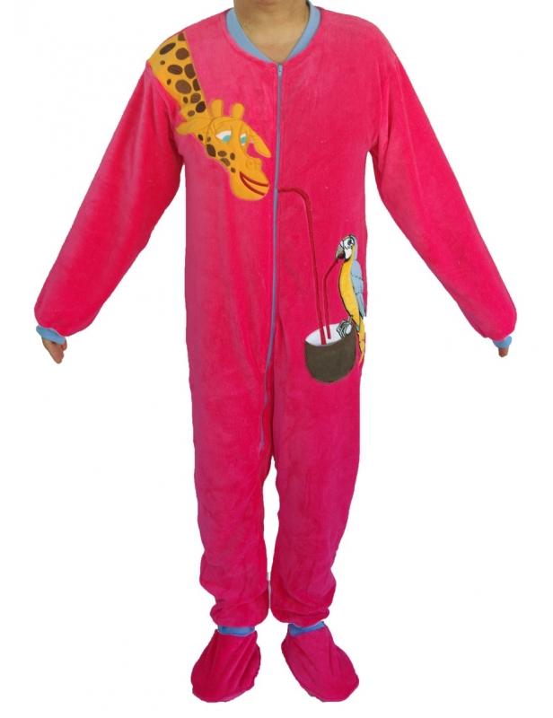 b505df894b0b9 Grenouillère enfant - Girafe - Grenouillere calino