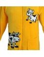 Grenouillère enfant - Vache